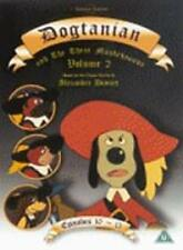 Dogtanian And The Three Muskehounds Vol.2 - Episodes 10-15 (DVD, 2003)