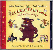 The Gruffalo Song and Other Songs by Julia Donaldson (CD-Audiobook, 2005)