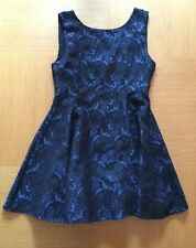 TFNC BY HOUSE OF FRASER BLACK LACE DRESS UK 14 / L BNWT