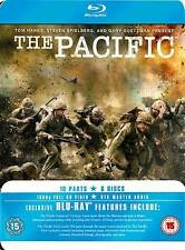 The Pacific (Blu-ray Disc, 2010, 6-Disc Set, UK)