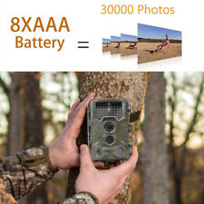 HC-800A/HC-700A Hunting Trail Camera 12MP HD 1080P Low Glow IR Night Vision Cam