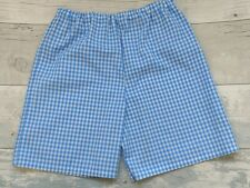 Gingham Modesty / Under Shorts to match School Uniform - Any colour & size