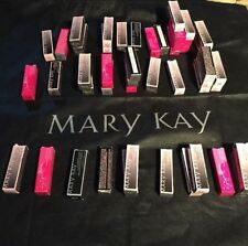 Mary Kay Signature Crème Lipstick Color Lip Gloss .13 oz - U PICK - New!!