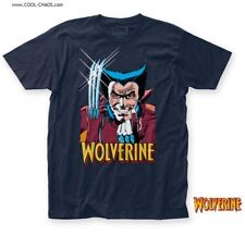 Wolverine T-Shirt / Official Marvel Wolverine Comic Tee,Wolverine Come here Tee