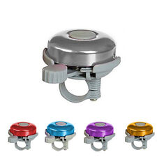 """Classic Handlebar Alarm 2"""" Bell Ring Loud Horn For Cycling Bicycle Bike 5 Colors"""