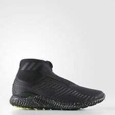 Adidas Alphabounce Zip M [BW1386] Men Running Shoes Black/White