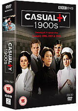 Casualty 1900s (DVD, 2009, 4-Disc Set) superb as new condition
