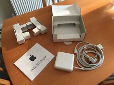 GENUINE APPLE DVI TO ADC ADAPTOR COMPLETE + POWER CABLE M8661LL/B A1006 COMPLETE