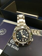GRAND SEIKO High Beat 36000 Professional 600M Diver Limited Edition SBGH 257