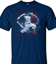 MLB Officially Licensed Men's T-Shirts - Boston Red Sox - Mookie Betts