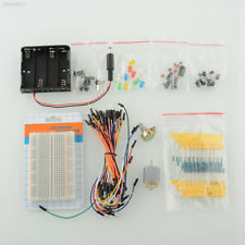 Electronics Project Starter Kit Capacitor Thermister Wires for Arduino FED7