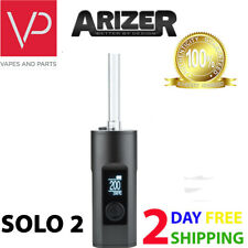 NEW 2018 ARIZER SOLO II Solo 2 VAPE DEVICE  | 2 DAY PRIME SHIP