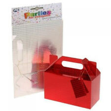 Laser Gift Favour Boxes 2 Pack
