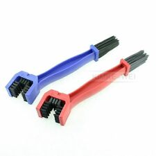 Motorcycle Bicycle Portable Chain Wheel Brush Cleaner Cleaning Tool