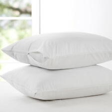 2x 4x Extra Soft Waterproof Pillow Protector Pillowcases Dust Mite Bed Bug Proof