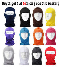 Outdoor Ski Motorcycle Cycling Balaclava Protect Full Face Mask Face Cover New