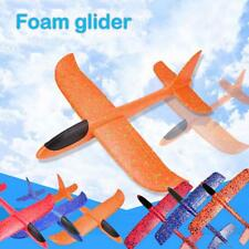Foam Hand Throw Airplane Aircraft Launch Glider Plane Model Kids Toys Xmas Gift