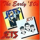 JETS - The Early 80's - 2 Classic albums on one CD
