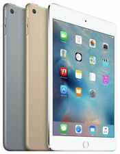 Apple iPad Mini 4th 16GB 32GB 64GB 128GB Wi-Fi +4G Gray/Gold/Silver