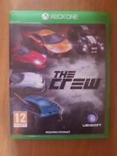Collectable Microsoft Xbox One Games. The Crew. Bargains.