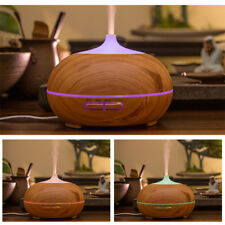 Essential Ultrasonic Aroma Aromatherapy Diffuser LED Oil Air Humidifier Purifier