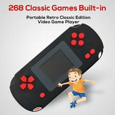"Portable 2"" Retro Children 8Bit Handheld Game Console Built-in 268 Games for NES"