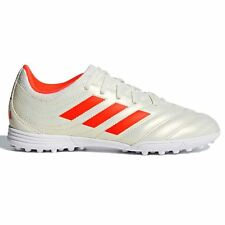 adidas Copa 19.3 Astro Turf Football Trainers Juniors White Soccer Shoes