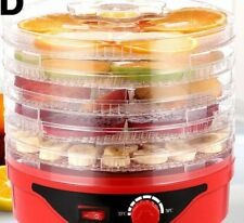 Food Dehydrator Fruit Beef Jerky Dryer your favourite healthy dried foods is so