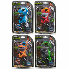 Fingerlings Untamed T-Rex - Iron Jaw ,Ripsaw, Scratch o Tracker
