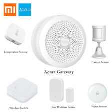 Xiaomi AQARA Smart Home Kits Gateway Hub Door Window Sensor Human Body Wireless