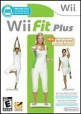 Wii Fit Plus - Original Nintendo Wii game