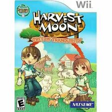 Harvest Moon Tree of Tranquility - Wii Game