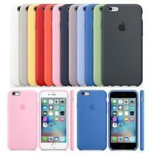Case For Apple iPhone XR XS MAx X 6S 7 8 Plus Back Cover Genuine Hard Silicone