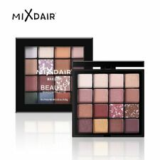 Makeup Cosmetic Shimmer Matte Naked 16 Colors Pigment Eyeshadow Palette Sombras