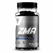 Trec Nutrition ZMA ORIGINAL - Anabolic Testosterone Booster - Sleep Aid Recovery
