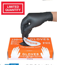 100PCS MEDICAL-GRADE Virus-Protective Gloves For Food/Medical/Dust ADULTS KIDS