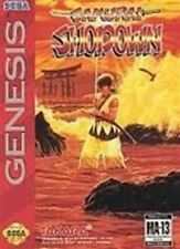 Samurai Shodown - Sega Genesis Game Authentic