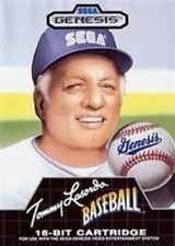Tommy Lasorda Baseball - Original Sega Genesis Game