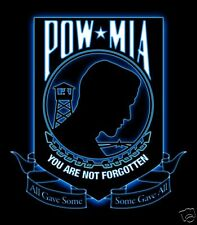 POW MIA SOME GAVE ALL NEW T SHIRT