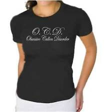 Obsessive Cullen Disorder T-Shirt Twilight Edward Fans