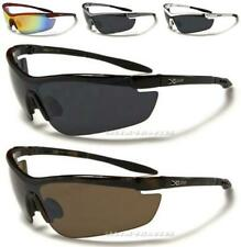 NEW XLOOP SUNGLASSES DESIGNER MENS LADIES SPORTS BLACK LARGE WRAP GOLF UV400