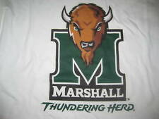 Marshall Unv NCAA Youth T-Shirts M-Logo Buffalo Herd