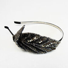 Pretty Woman Bead Spangle head band hair accessory