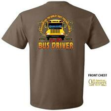 School Bus Driver I'm The Bus Driver T-Shirt