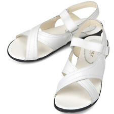 New Lovely White Comfort Strappy Womens Sandals Shoes