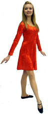 RED Irish/Celtic Dancing Dress Great 4 dance all sizes