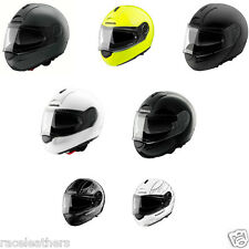 SCHUBERTH C3 MOTORCYCLE TOURING HELMET BLUETOOTH OPTION GPS MOBILE PHONE IPHONE