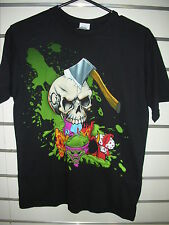 Music Tee INSANE CLOWN POSSE - AXE