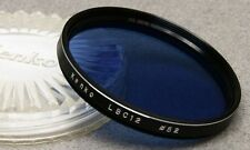 52mm Screw-In Filter KENKO LBC12 BLUE COLOR CONVERSION Made in Japan