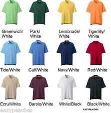 ADIDAS GOLF Climalite Tour Mens S-XL 2XL 3XL Reflex Polo Sport Shirts 12 COLORS